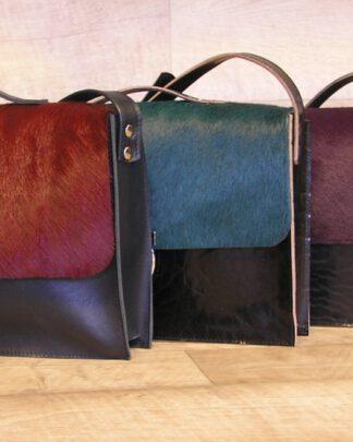 Hand- en schoudertassen